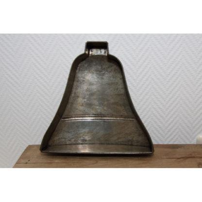 Vintage Bakvorm Metaal Kerstklok | Spijks Vintage Kitchen & Tableware