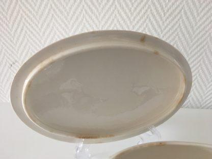 1008 Societe Ceramique Maestricht Serveerschaal dekschaal