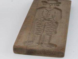 Speculaasvorm hout vorm man
