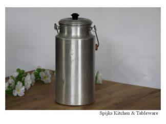 Vintage Aluminium melkbus | Spijks Vintage Kitchen & Tableware