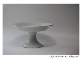 Petrus Regout Fruitschaap wit aardewerk | Spijks Vintage Kitchen & Tableware