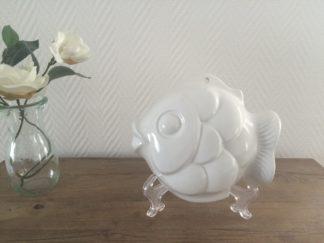 Bakvorm Puddingvorm wit aardewerk | Spijks Kitchen & Tableware