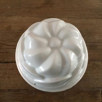 Puddinvorm wit rond 0.5 liter | Spijks Kitchen & Tableware