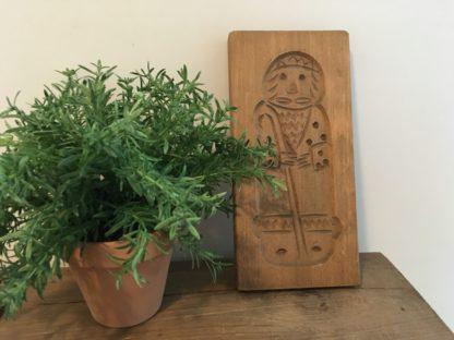 houten speculaasmal