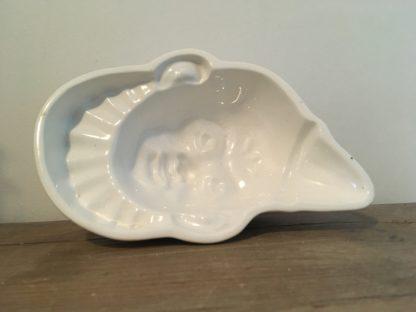 Societe Ceramique vorm aardewerk clown pierot
