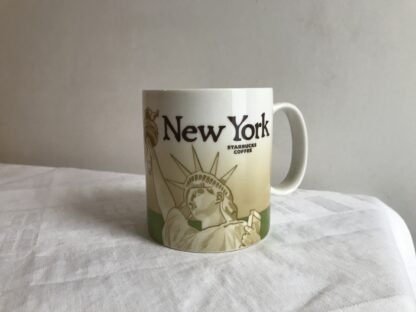 Starbucks New York Mug 2008