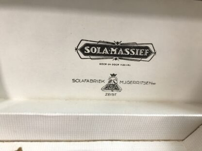 Sola Taartschep in originele doos